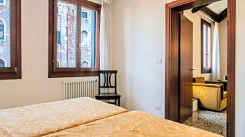 La Seconde Chambre de l'appartement Orio Boldo.
