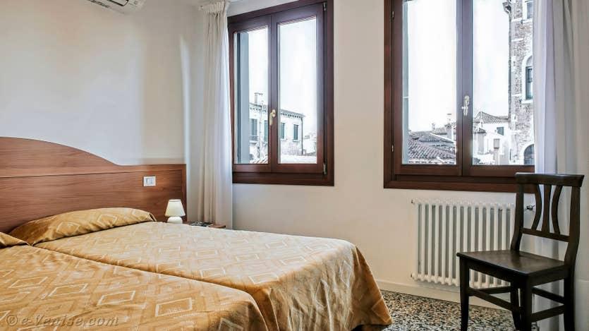Location Orio Boldo à Venise, la seconde chambre
