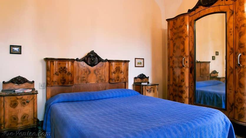 Location Orio Boldo Terrasses à Venise, la première chambre