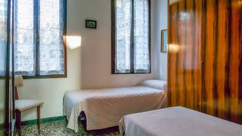 La Quatrième Chambre de l'appartement Orio Boldo Terrasses à Venise.