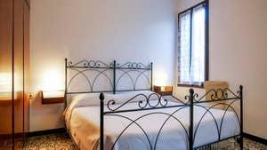 La Troisième Chambre de l'appartement Orio Boldo Terrasses à Venise.