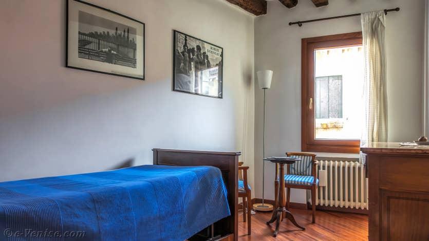 Location Ormesini Terrasse à Venise, la Chambre Individuelle