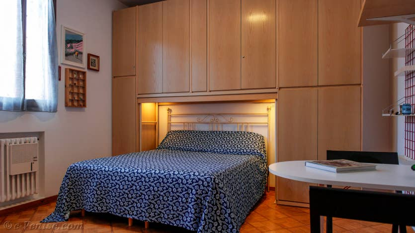 Location Palazzetto Formosa à Venise, la chambre