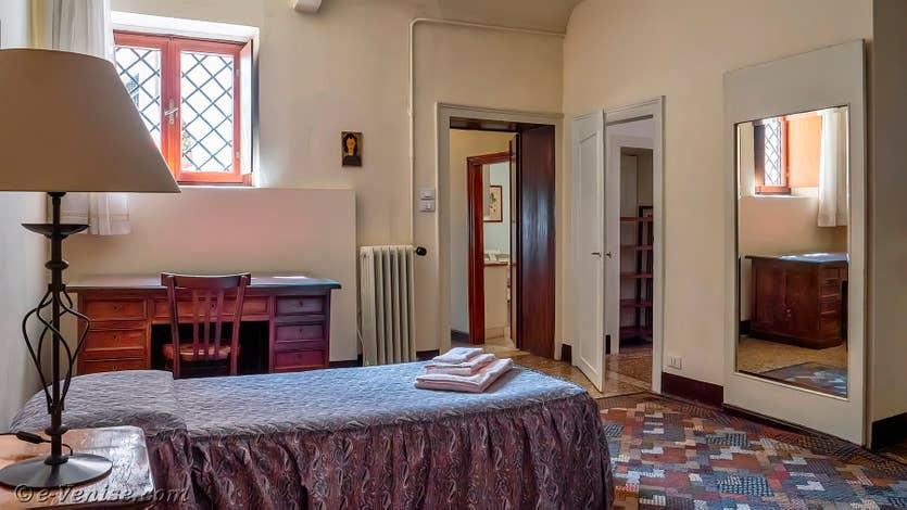 Location Palazzo Lion à Venise, la quatrième chambre