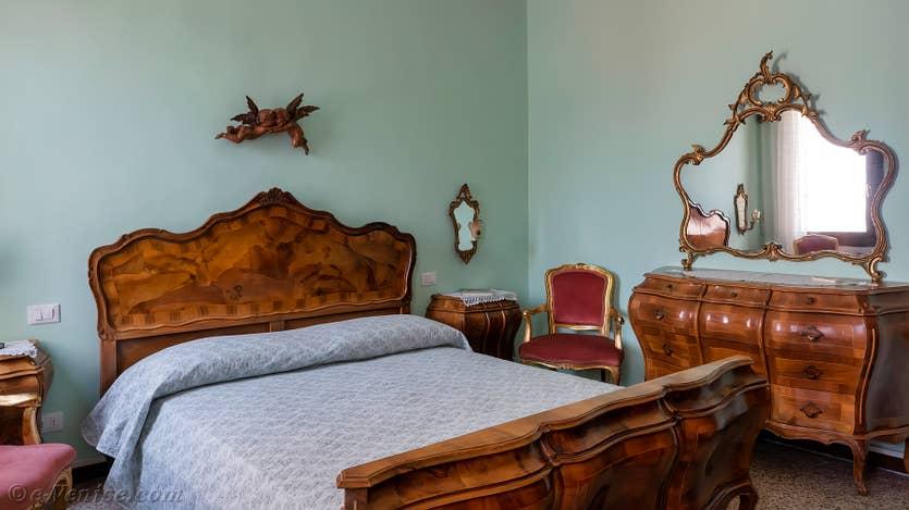 Location Santa Maria Terrasse à Venise, la seconde chambre