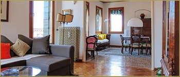 Location Appartement à Venise : Greci View dans le Castello
