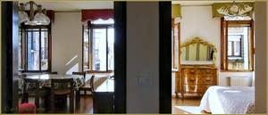 Location Appartement à Venise : Campiello Barbaro dans le Dorsoduro