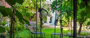 Location Appartement à Venise : le jardin d'Alice dans le Castello