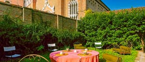 Location Appartement à Venise : Jardin de l'Orto