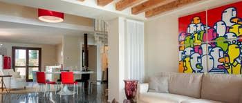 Location Appartement à Venise : Jardin Santo dans le Dorsoduro