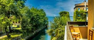 Location Appartement à Venise : Lido Gallo Vista sur l'île du Lido