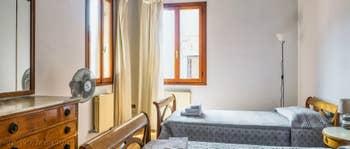 Location Appartement à Venise : Malpaga Toletta dans le Dorsoduro