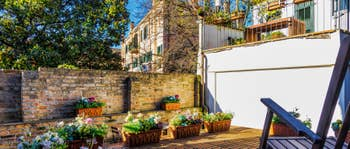 Location Appartement à Venise : Ormesini Terrasse dans le Cannaregio