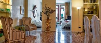 Location Appartement à Venise : Palazzo Silvestro Rava à San Polo