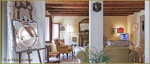 Location Appartement à Venise : Ca' del Petalo dans le Dorsoduro
