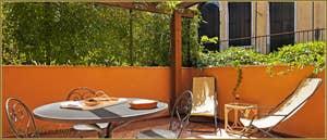 Location Appartement à Venise : Cristie Terrasse dans le Castello