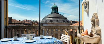 Location Appartement à Venise : Santa Maria Terrasse dans le Cannaregio