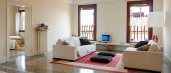 Location Appartement à Venise : Teatro Garzoni à Saint-Marc