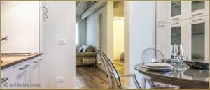 Location Appartement à Venise : Ca' Priuli dans le Cannaregio