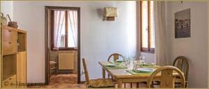 Location Appartement à Venise : Rezzonico 2 dans le Dorsoduro
