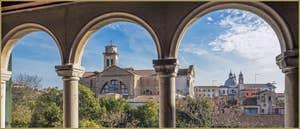 Location Appartement à Venise : San Trovaso Trifora dans le Dorsoduro