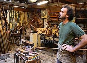 Paolo Brandolisio Remer atelier forocole gondole venise