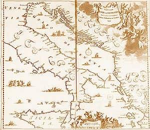 Venise à l'origine de la cartographie moderne