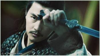 Jianyu (Reign of Assassins) de Su Chao-Pin, John Woo avec : Michelle Yeoh, Jung Woo Sung, Wang Xueqi, Barbie Hsu, Kelly Lin