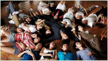 Yong Xin Tiao (Showtime) de Stanley Kwan avec : Carina Lau, Hu Jun, Tony Leung Ka-Fai, Huang Lei