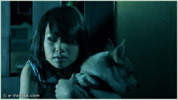 Tungngaan 3D (The Child's Eye 3D) d'Oxide Pang, Danny Pang avec : Rainie Yang, Elanne Kwong, Shawn Yue