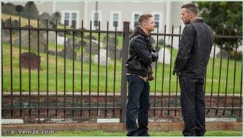 The Town de Ben Affleck avec : Ben Affleck, Rebecca Hall, Jon Hamm , Jeremy Renner , Blake Lively