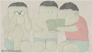 Haru No Shikumi (Mechanism of Spring) d'Atsushi Wada
