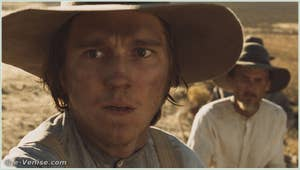 Meek's Cutoff de Kelly Reichardt  Paul Dano Thomas Gately Neal Huff William