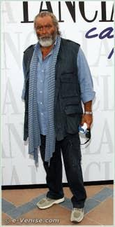 Diego Abatantuono à la Mostra du Cinéma de Venise 68e édition internationale du film