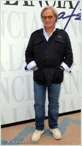 Diego della Valle à la Mostra du Cinéma de Venise 68e édition internationale du film