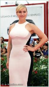Kate Winslet à la Mostra du Cinema de Venise 68e édition internationale du film