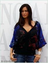 Manuela Arcuri à la 68e Mostra Internationale du Cinema de Venise