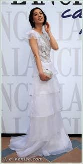Shengyi Huang  à la Mostra du Cinema de Venise 68e édition internationale du film