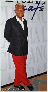 Carlo Rossella à la Mostra du Cinema de Venise 68e édition internationale du film