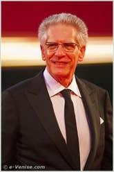 David Cronenberg à la Mostra du Cinema de Venise 68e édition internationale du film