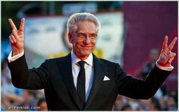 David Cronenberg à la Mostra du Cinéma de Venise 68e édition internationale du film
