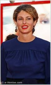 Ginevra Elkann à la Mostra du Cinéma de Venise 68e édition internationale du film