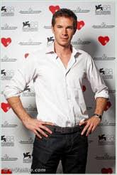 James d'Arcy à la Mostra du Cinema de Venise 68e édition internationale du film