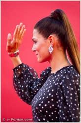 Valeria Solarino à la Mostra du Cinéma de Venise 68e édition internationale du film