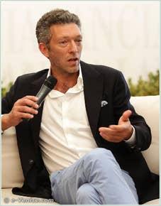 Vincent Cassell à la Mostra du Cinema de Venise 68e édition internationale du film