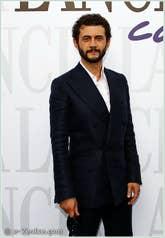 Vinicio Marchioni à la Mostra du Cinema de Venise 68e édition internationale du film