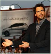 Eli Roth à La Mostra du Cinema de Venise édition internationale du film
