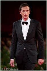 James d'Arcy à la Mostra Internationale du Cinema de Venise