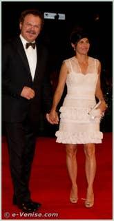 John C. Reilly et Alison Dickey à la Mostra du Cinéma de Venise édition internationale du film
