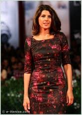 Marisa Tomei à la Mostra du Cinema de Venise édition internationale du film